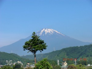 CIMG0878 Mt Fuji 2