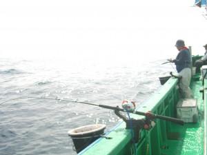 CIMG5375 片舷釣り